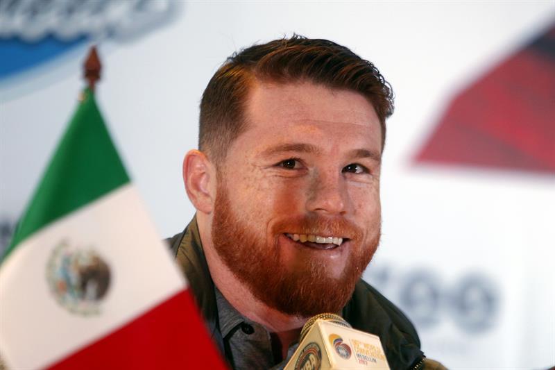 Descartan cancelar la pelea Canelo-Golovkin tras el dopaje del mexicano .jpg
