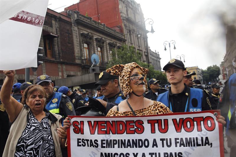 El próximo debate presidencial mexicano será el 20 de mayo y tendrá público .jpg