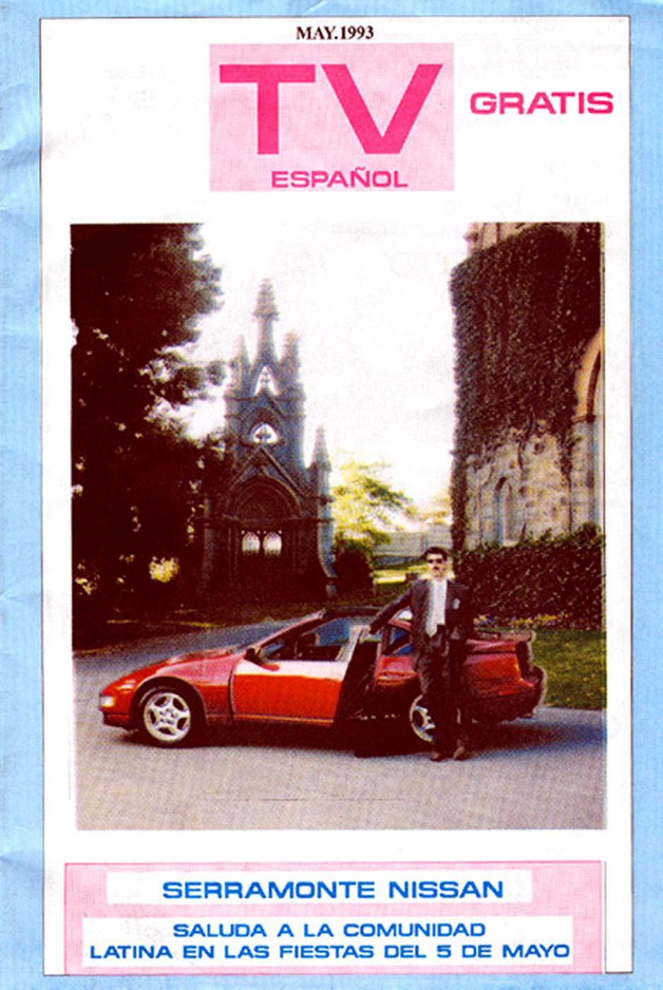 Primer edicion - Mayo 1993
