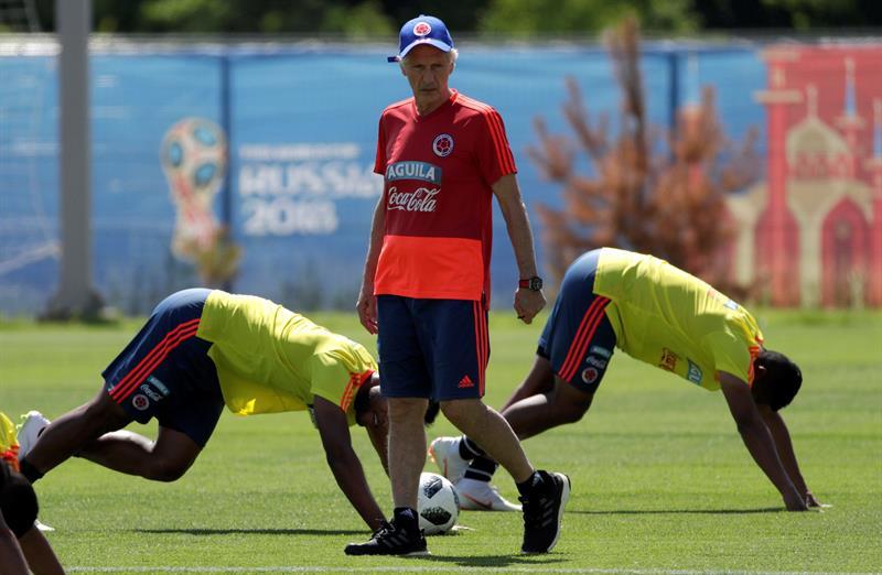 Team Colombia prepara sin James - World Cup 2018 - Copa Mundial.jpg