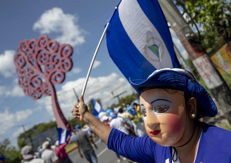 Las protestas en Nicaragua han dejado entre 322 y 512 muertos desde abril, según datos de organizaciones humanitarias locales y extranjeras, mientras el Gobierno cifra en 199 los fallecidos.