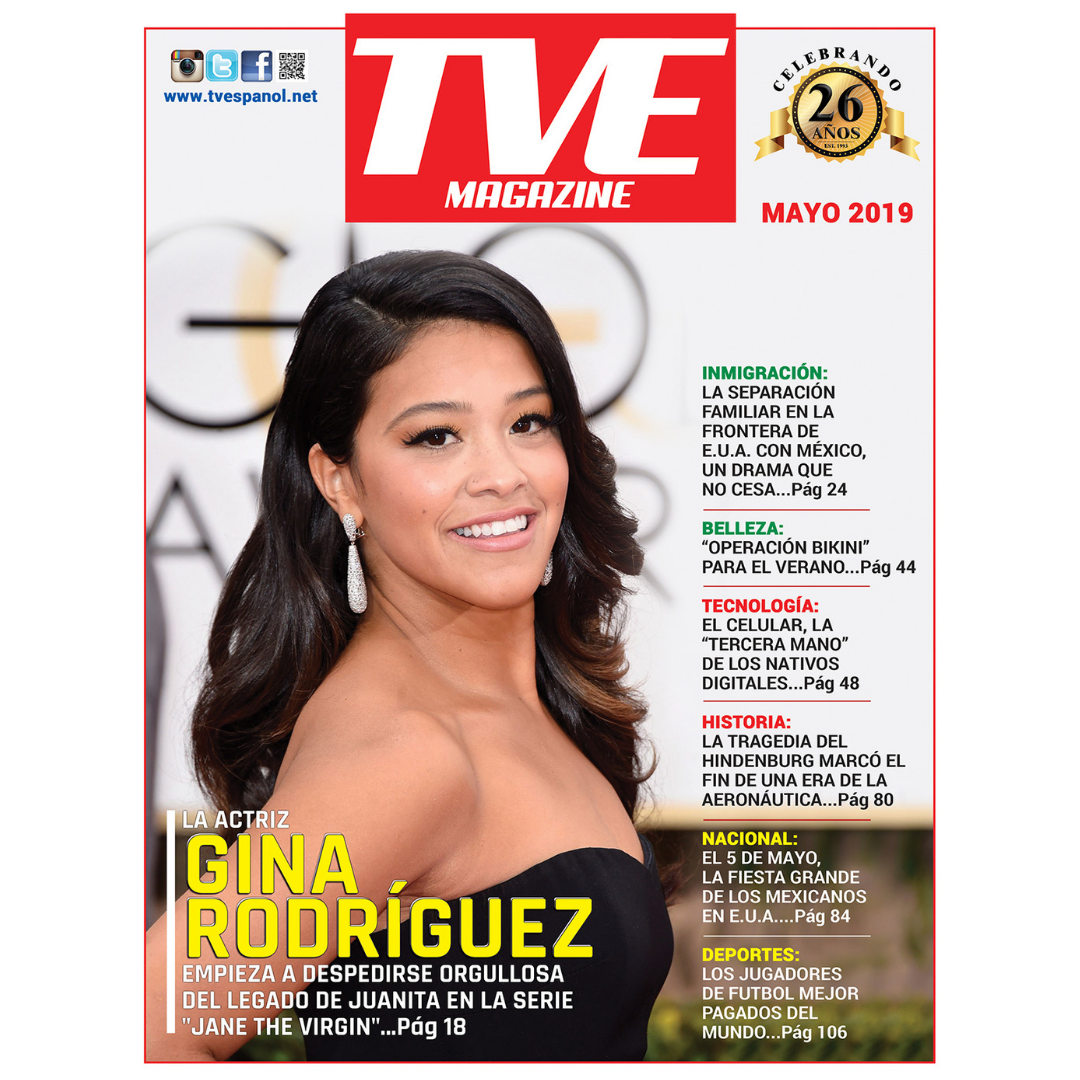TVE Magazine: Mayo 2019