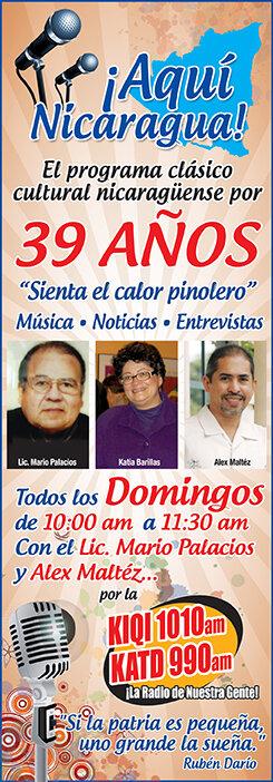 Aqui Nicaragua - RADIO 1-2 Pag nov 2018.jpg