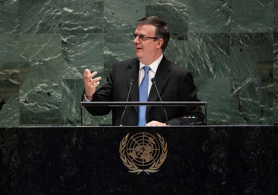 secretario de Relaciones Exteriores mexicano, Marcelo Ebrard.jpg
