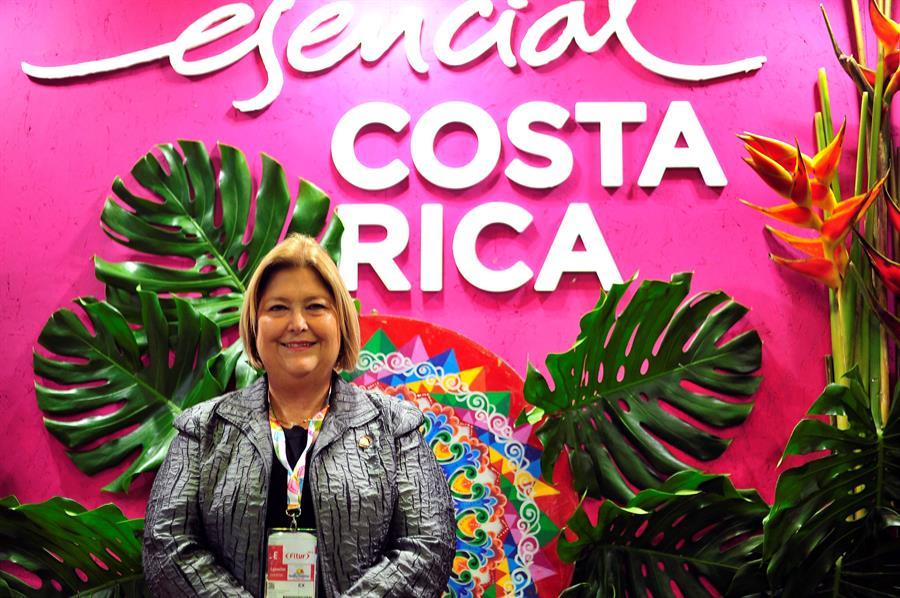 ministra de Turismo de Costa Rica, María Amalia Revelo.jpg