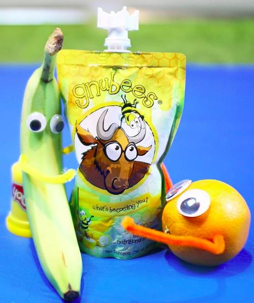 The original Gnubees packaging, via @gnubees
