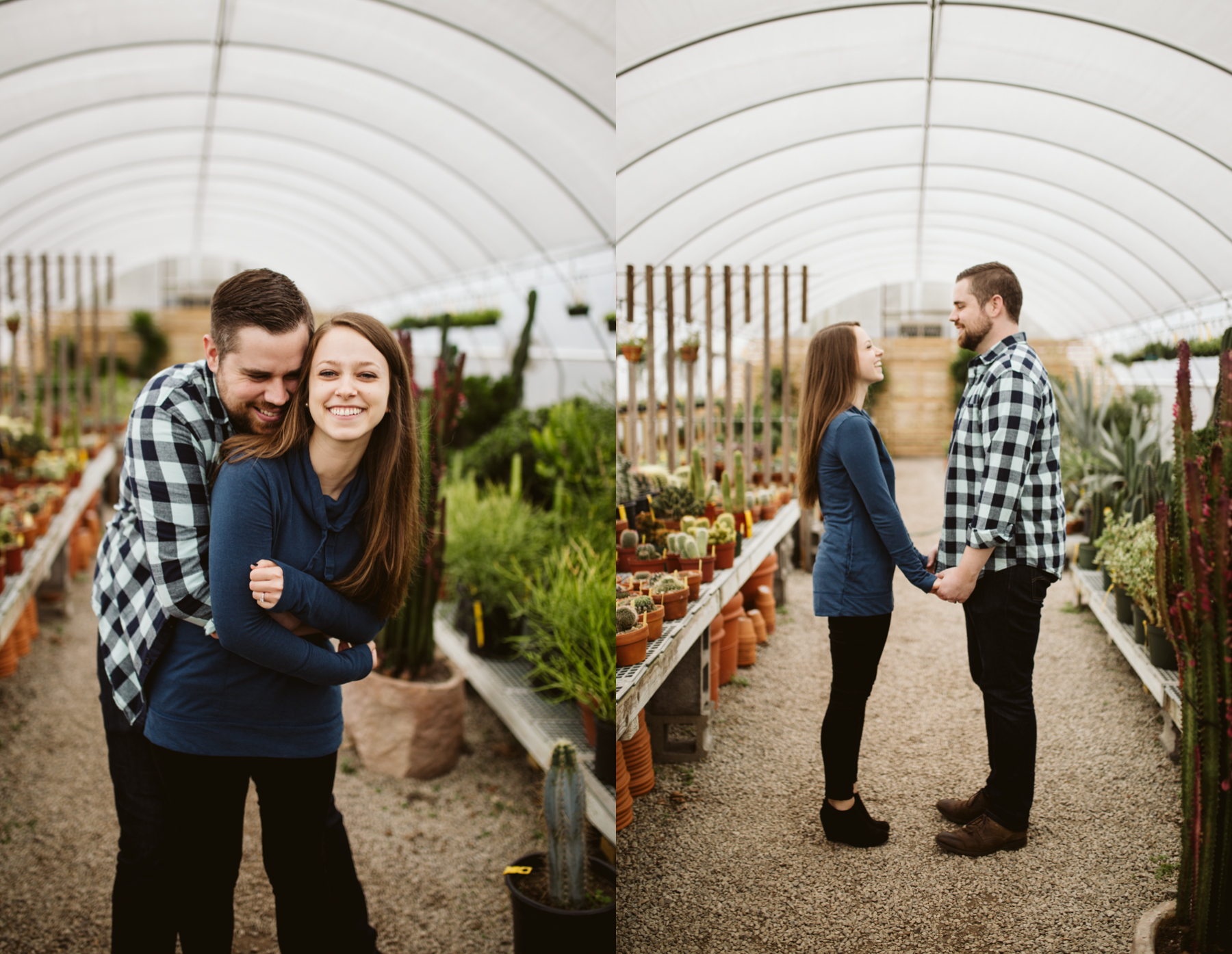 Hewitt garden and design center engagement