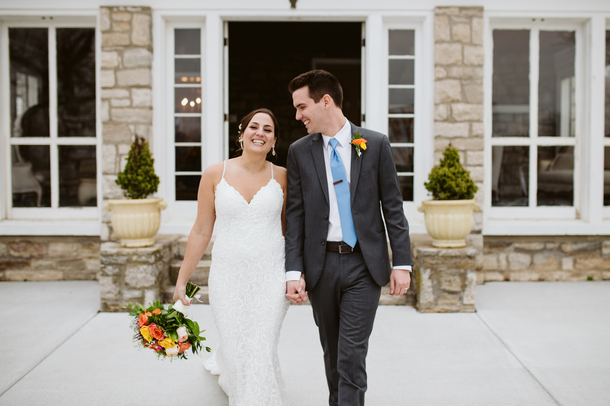 Stone House of St Charles Missouri Wedding