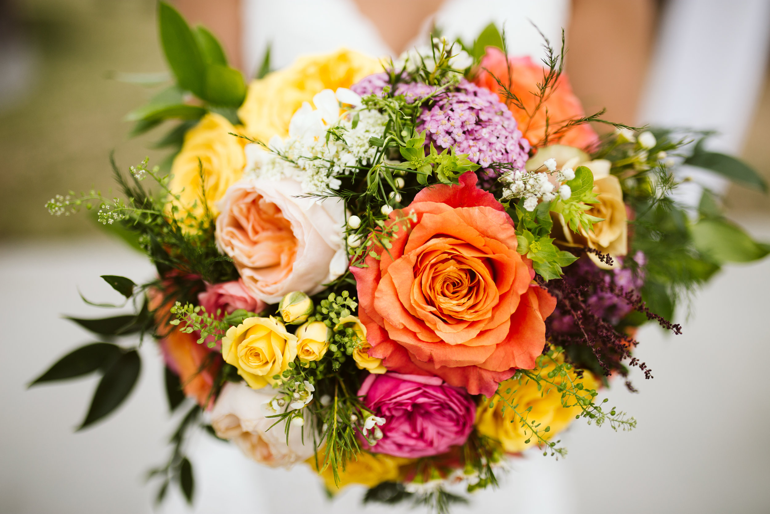 Petal Pushers STL bouquet for a Stone house of st charles wedding
