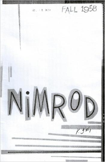 NIMROD, 1958, Vol. 3, No. 1