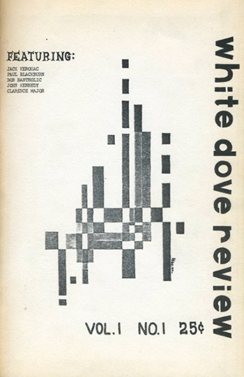 The White Dove Review, 1959, Vol. 1, No. 1