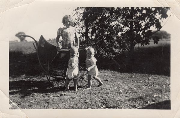 SISTER PHYLLIS, DANNY, & DAVID