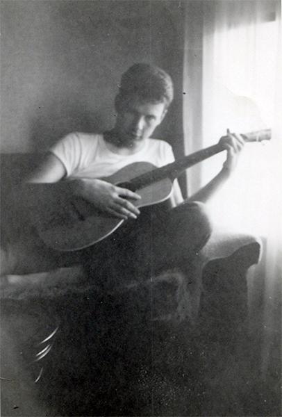 David with Guitar