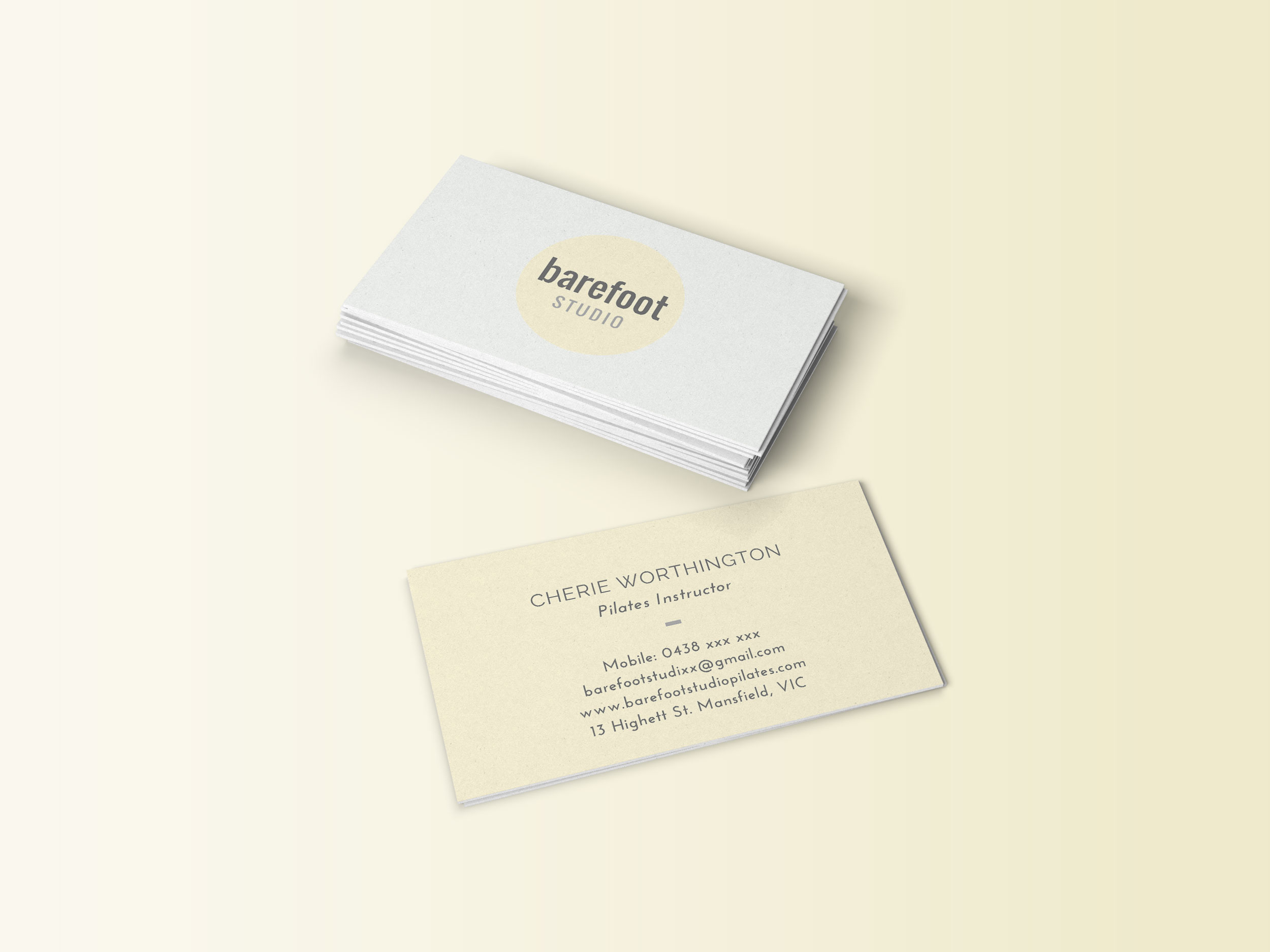 pilates-business-card-design-print-australia