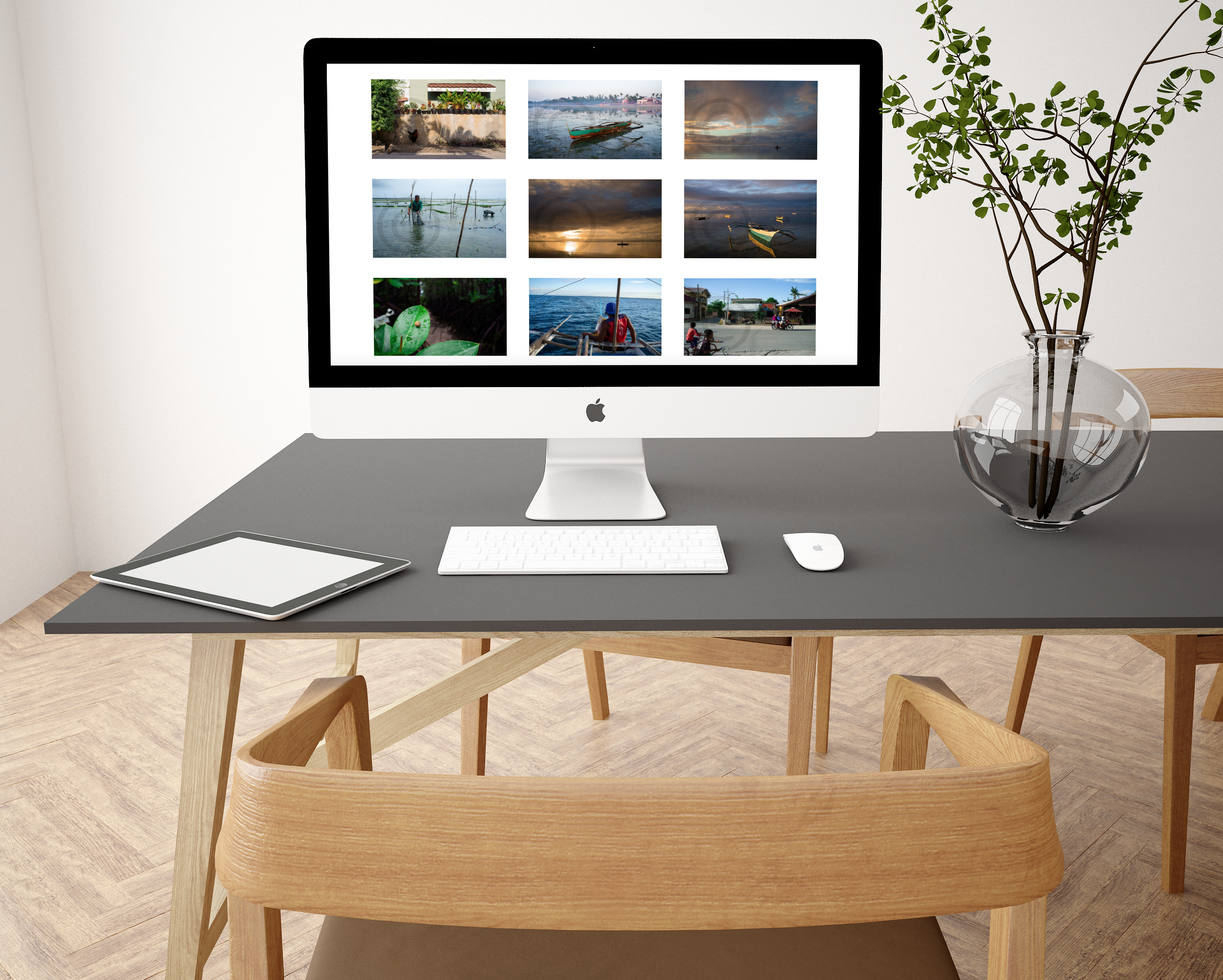 What to prepare before making a website - product photography