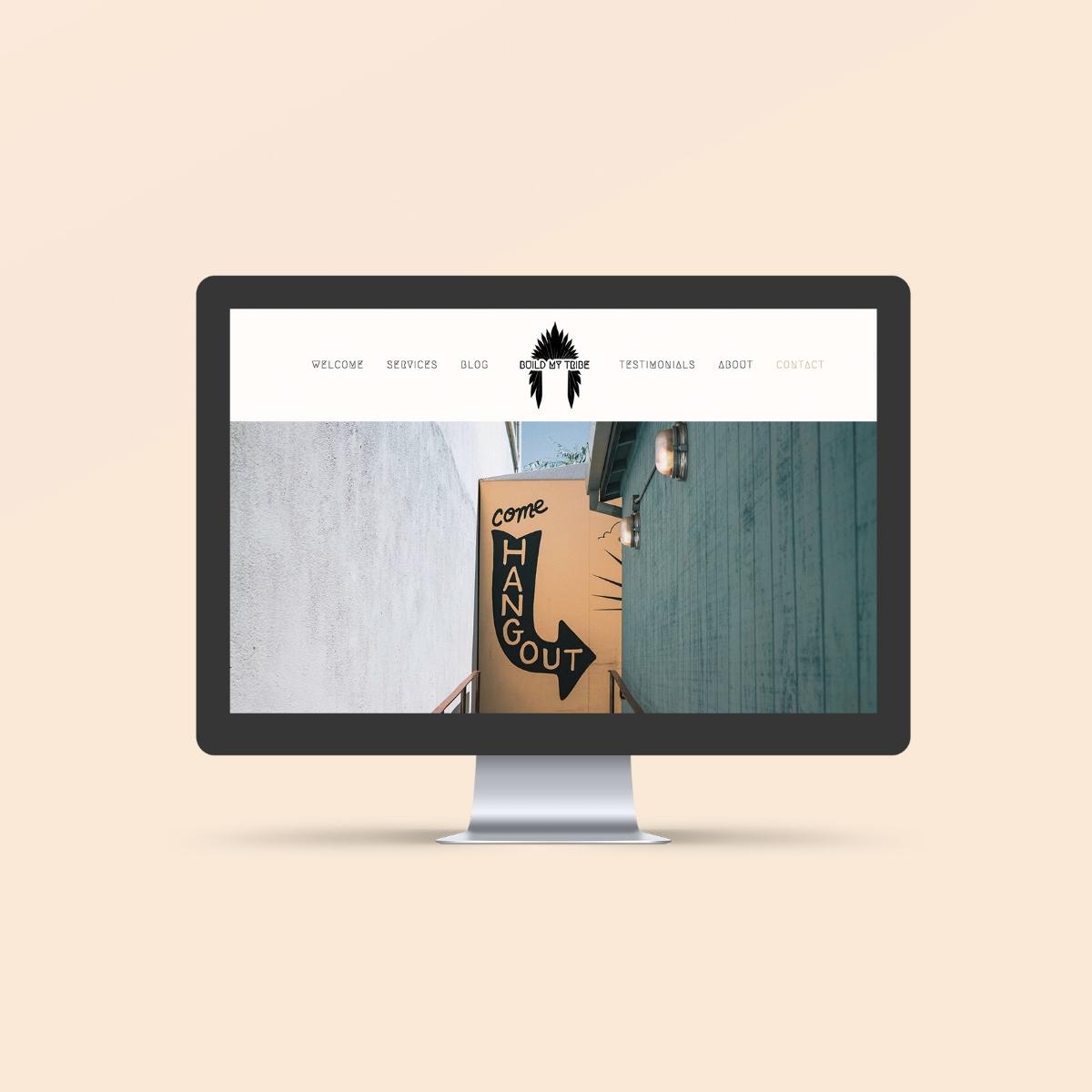 Ecommerce setup for Squarespace- Squarespace website