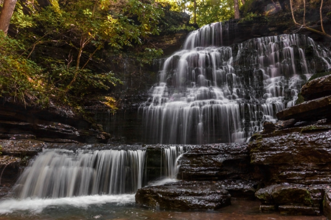 Machine Falls: Manchester, Tennessee