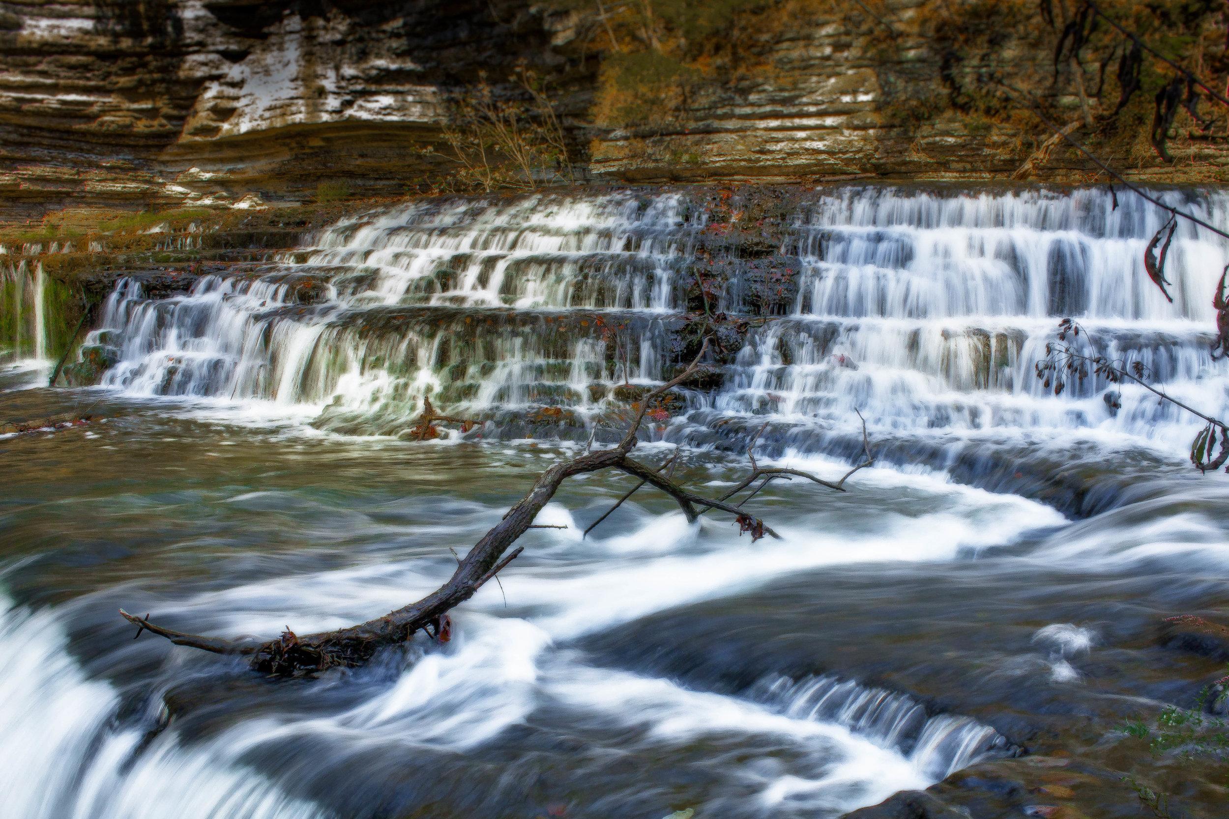 Burgess Falls: Burgess State Park, Tennessee