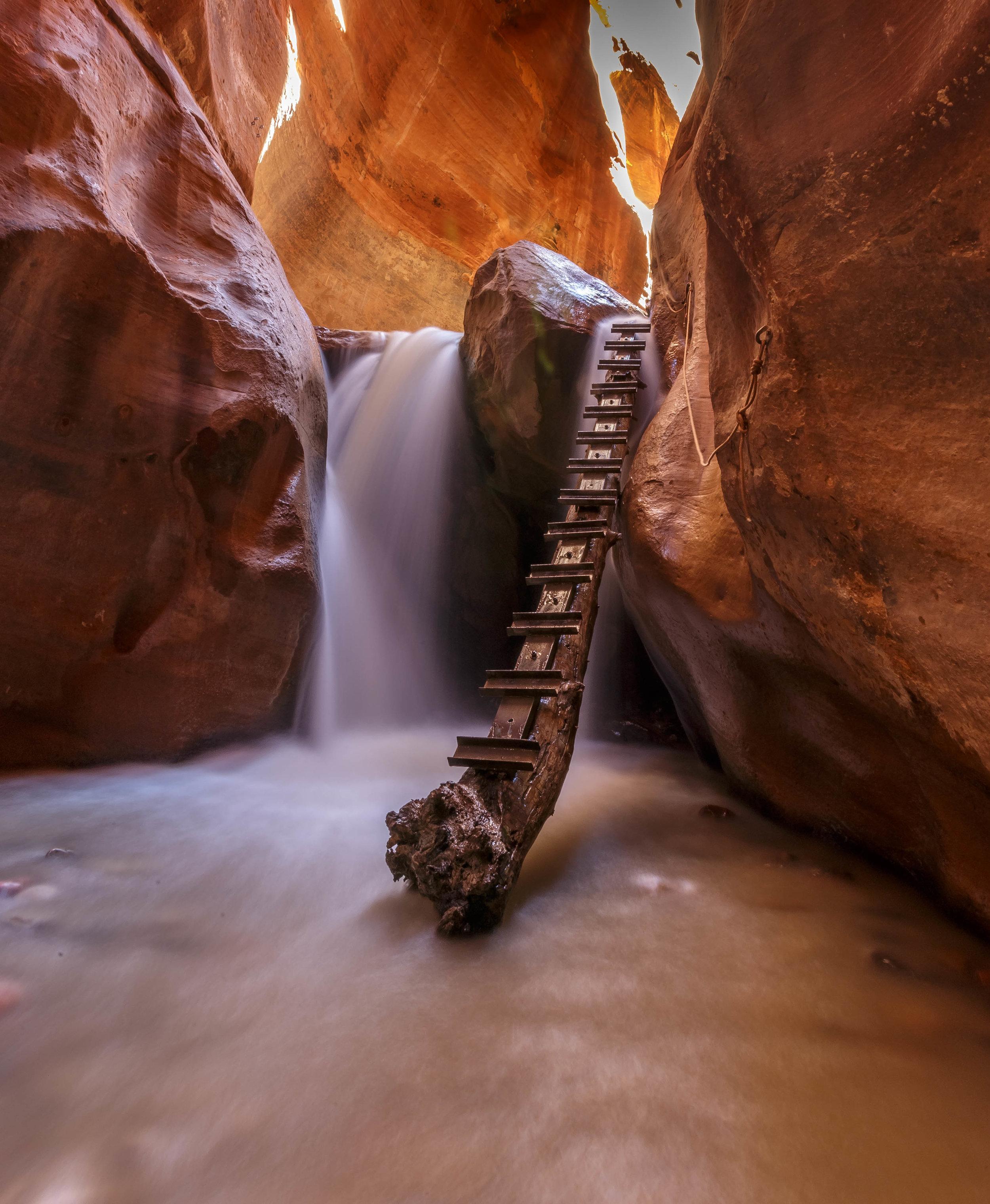 - Waterfalls
