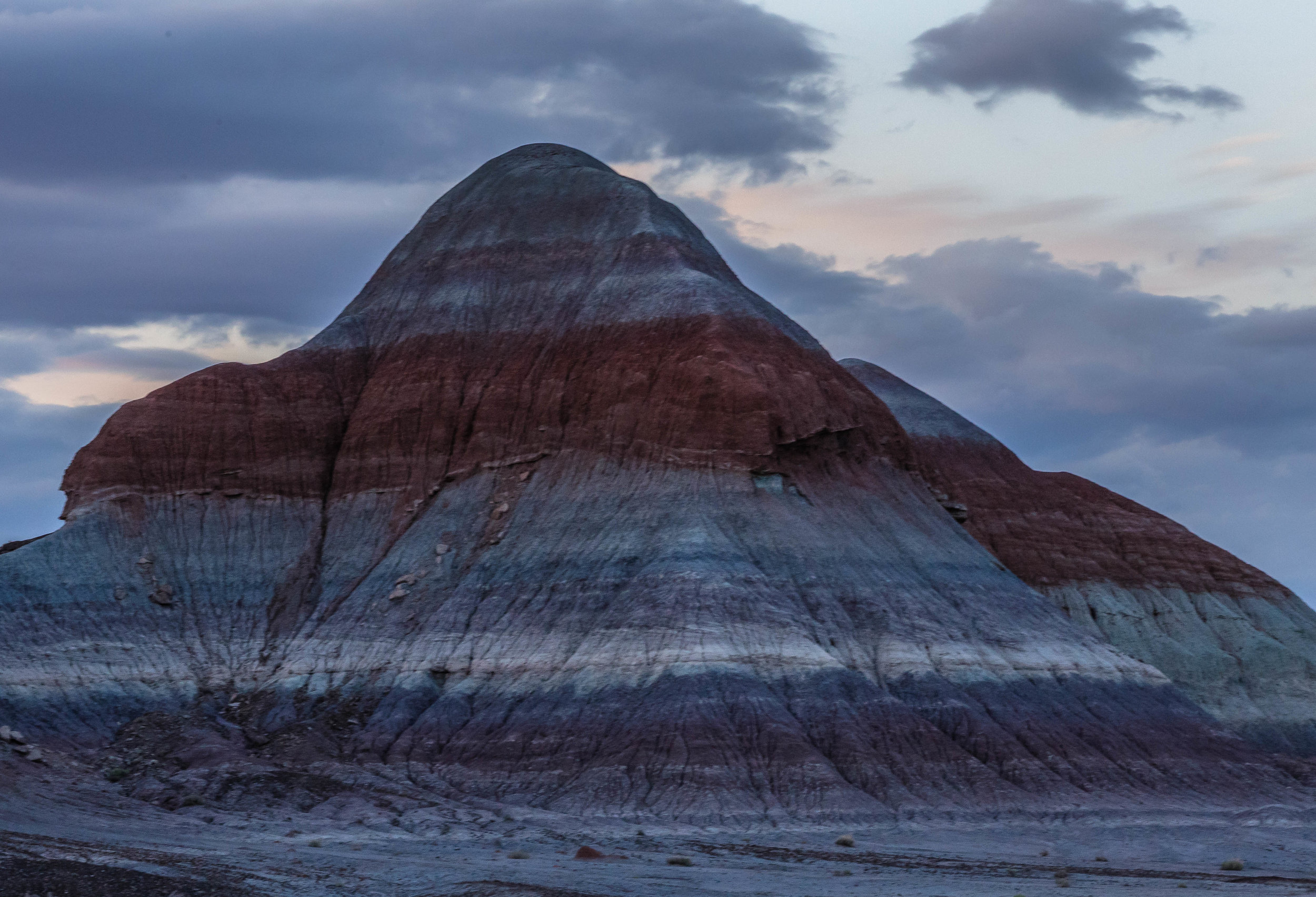 Blue Mesa, Petrified Forest National Park, Arizona