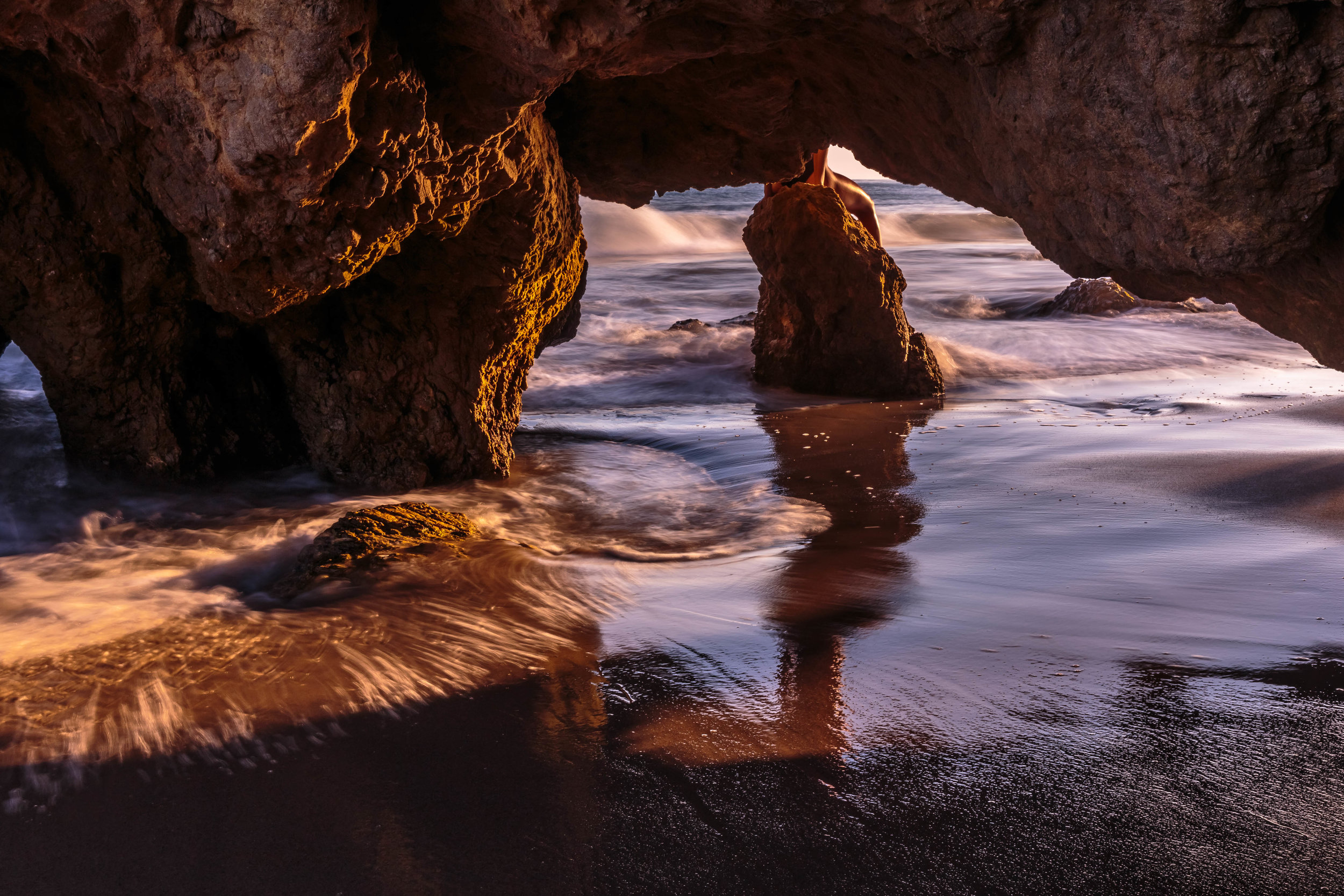 El Matador Beach, Malibu California