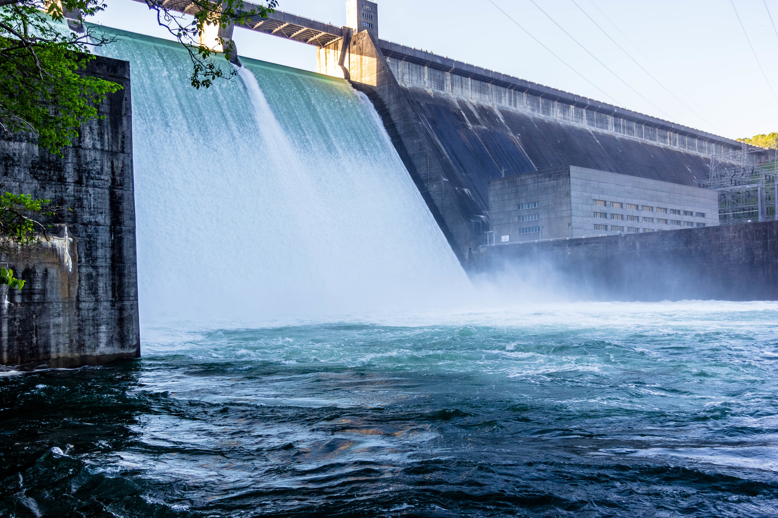 Norris Dam, Norris Dam State Park, Norris, Tennessee