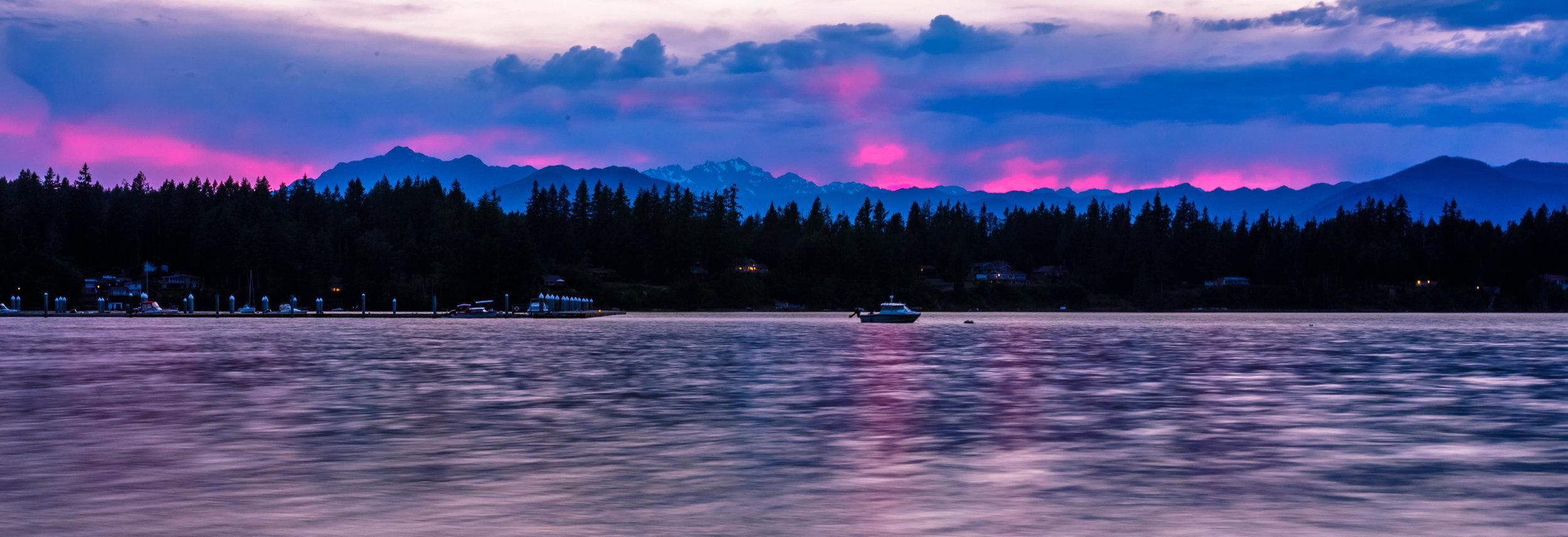 Olympic Mountains, Washington