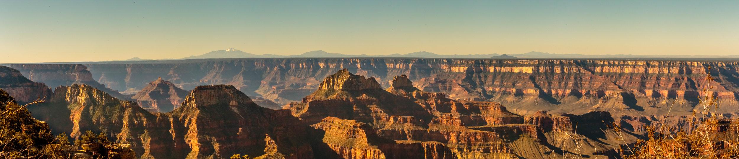 Grand Canyon National Park-North Rim, Arizona