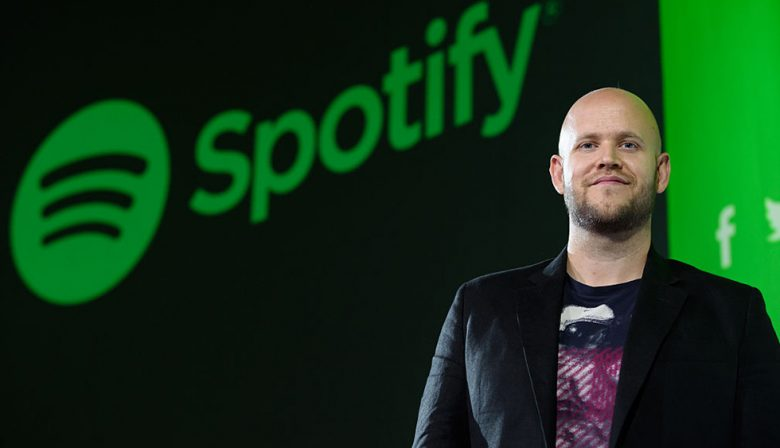 Meet Daniel Ek - a 35 year old entrepreneur from Stockholm, Sweden; co-founder and CEO of Spotify.