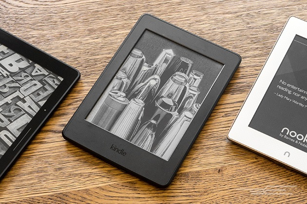 The invention of the kindle - a portable e-book reader
