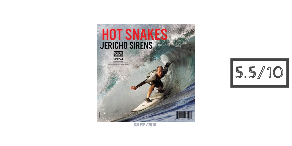 Hot Snakes Review Image