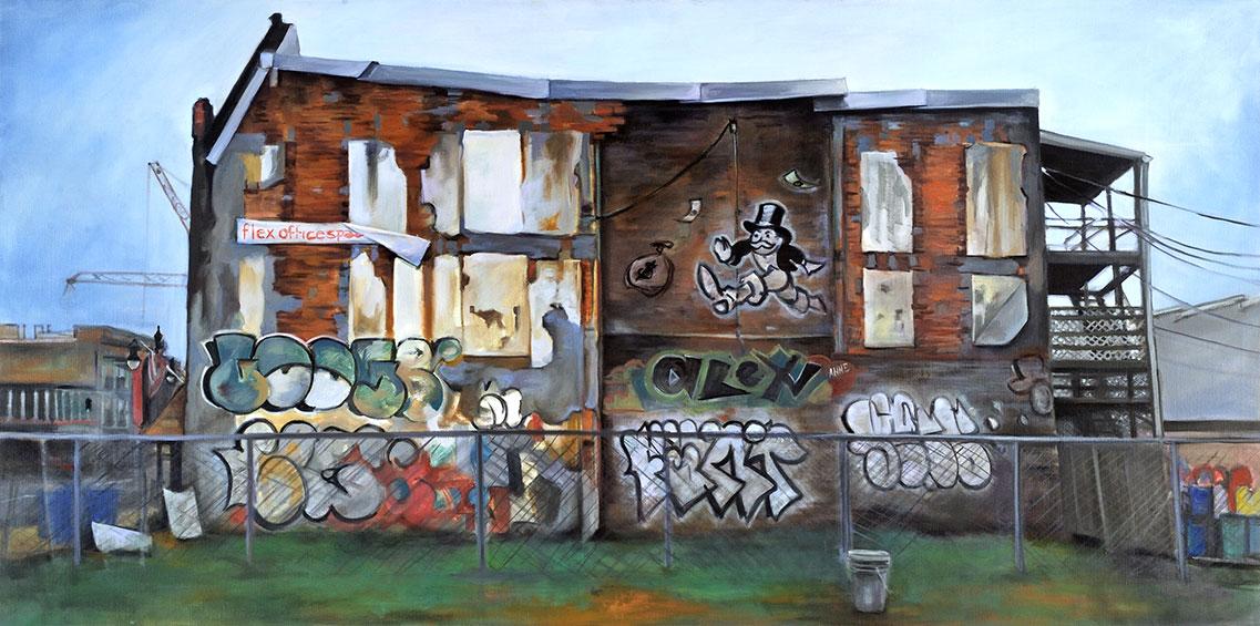 Regina Miele: Urban Monopoly