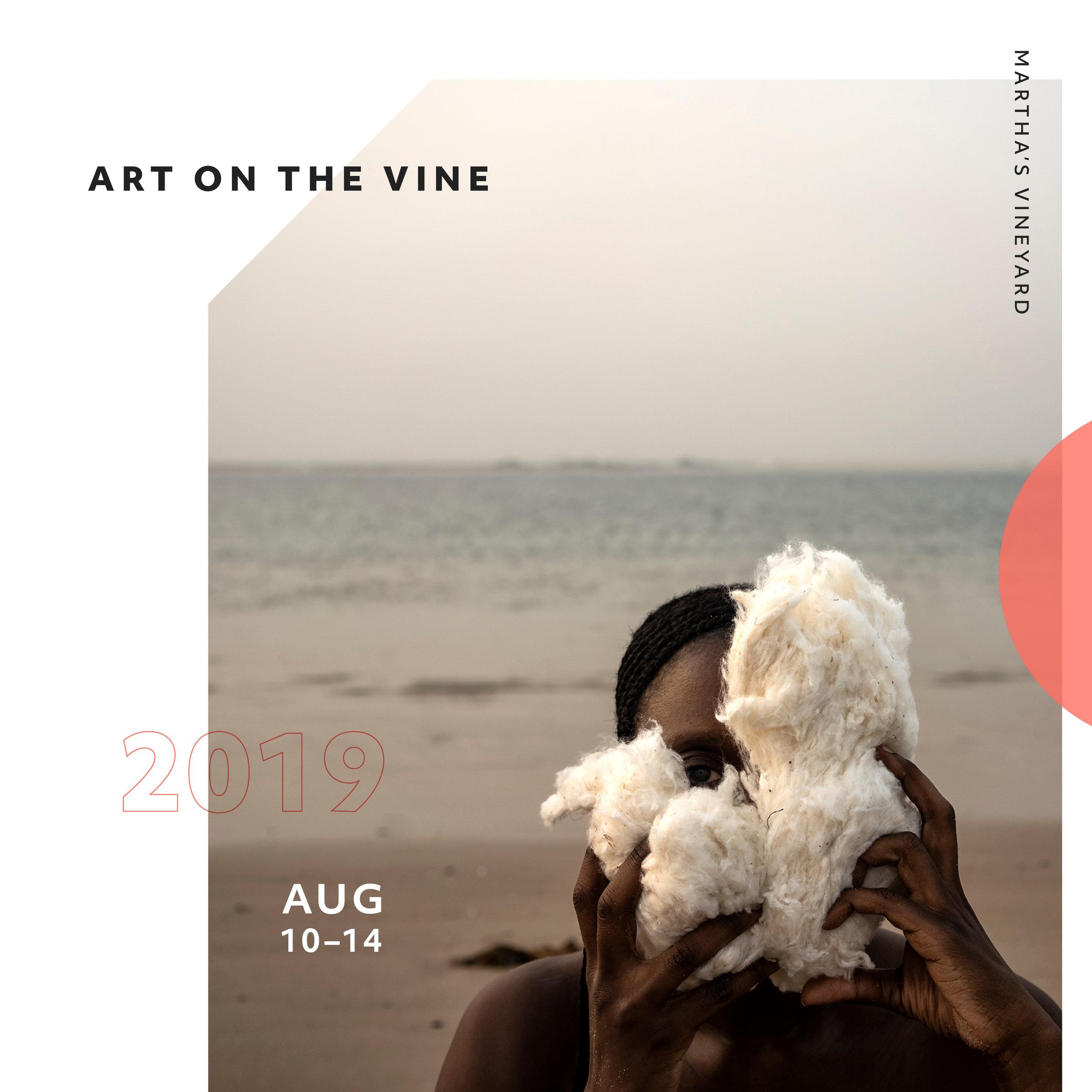 Art on the Vine 2019