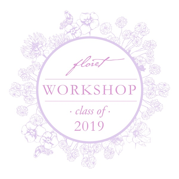 2019--Floret Flowers Workshop participant - Build a thriving flower business on two acres or less. https://www.floretflowers.com/
