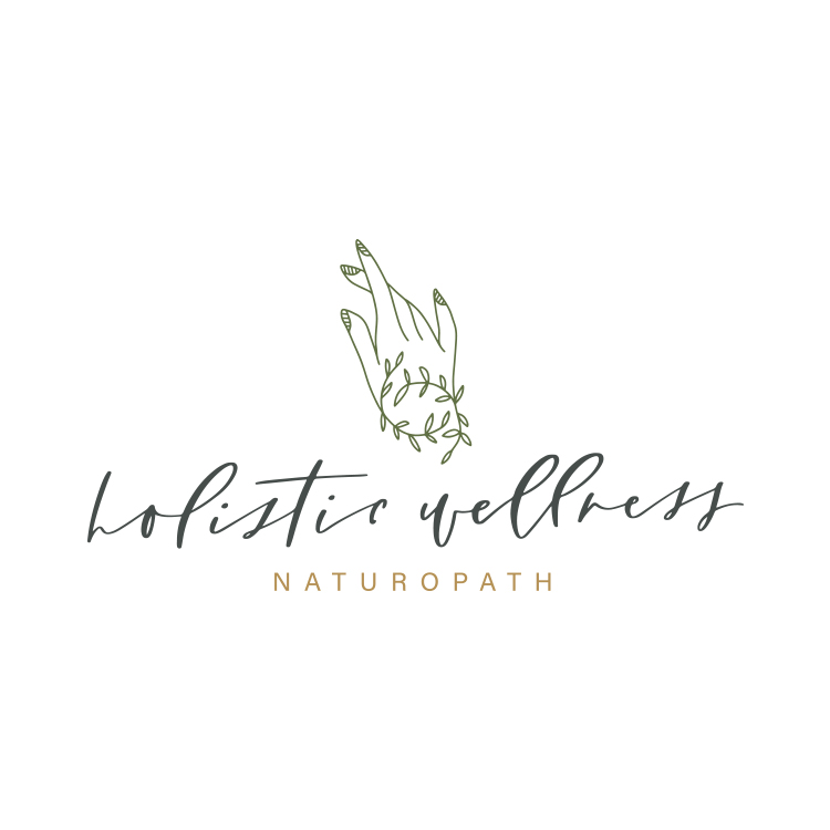 holistic-logo-hand-vine-botanical-sale-custom-wellness-branding