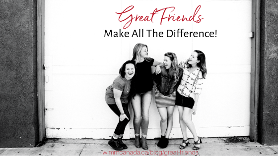 Great Friends Make All The Difference! WIMM.png