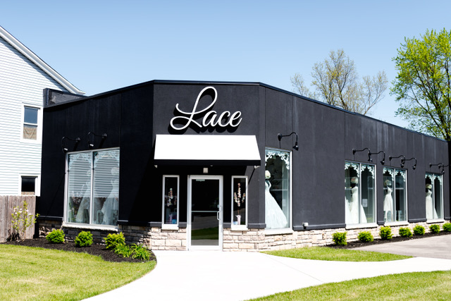 Lace store front Spring