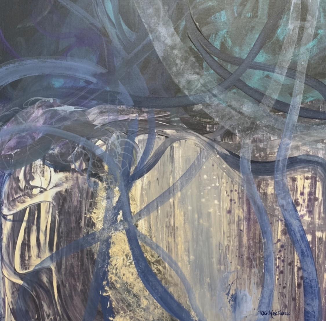"""""""Approaching Waterfall"""" by Robin Martia Pedrero"""