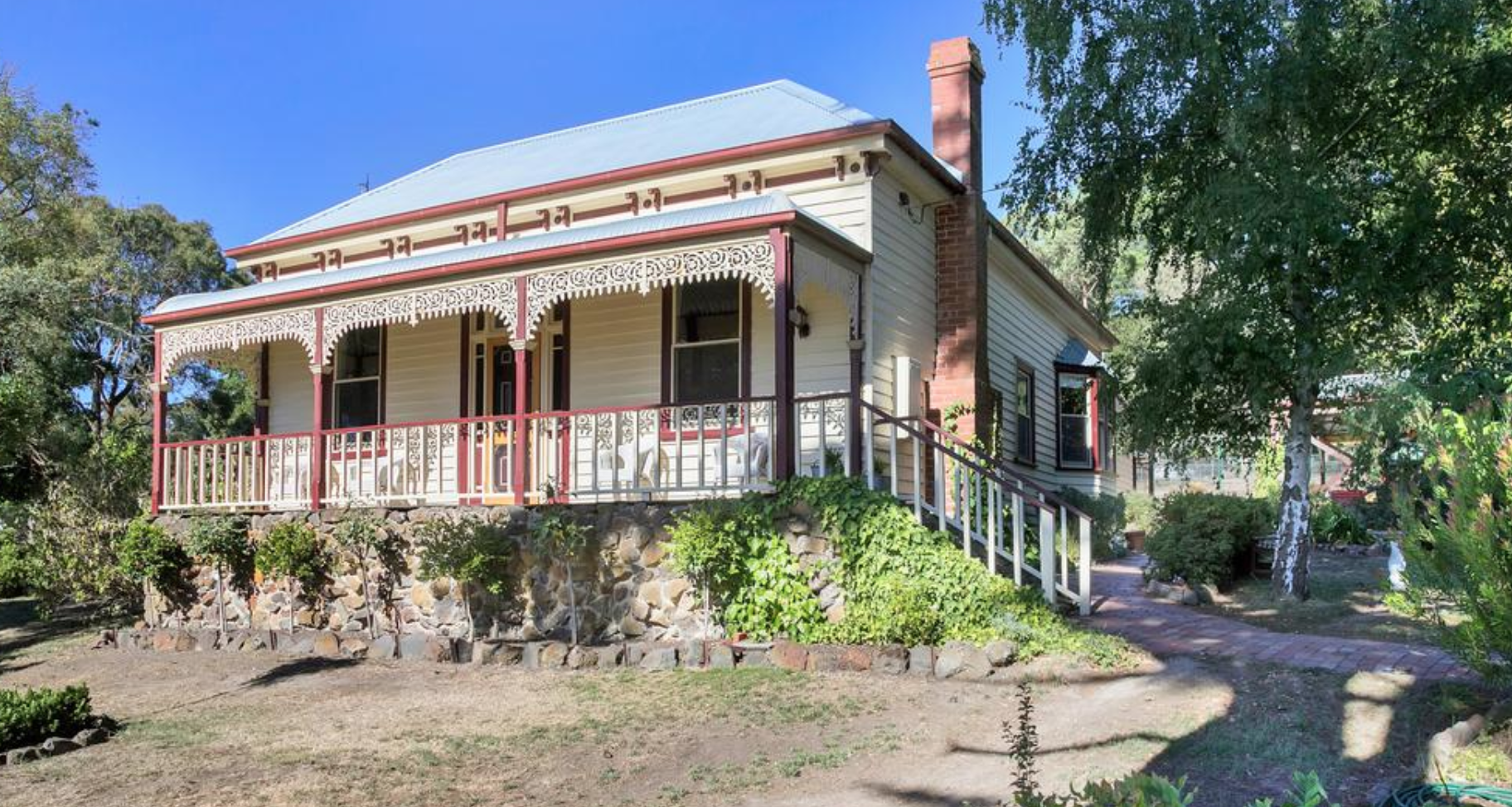 Victoria: where you can still get a historic home for under half a mil.
