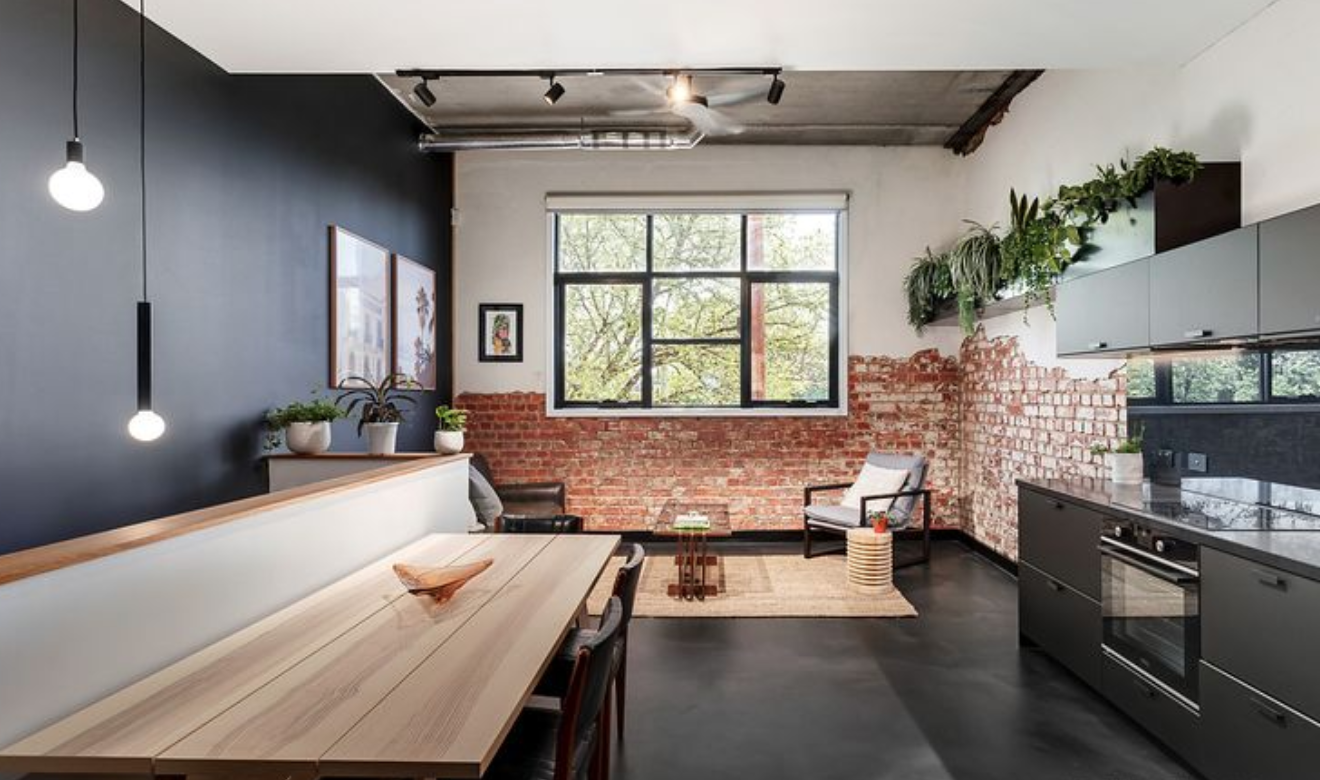 Northcote, Melbourne: exposed brick FTW.