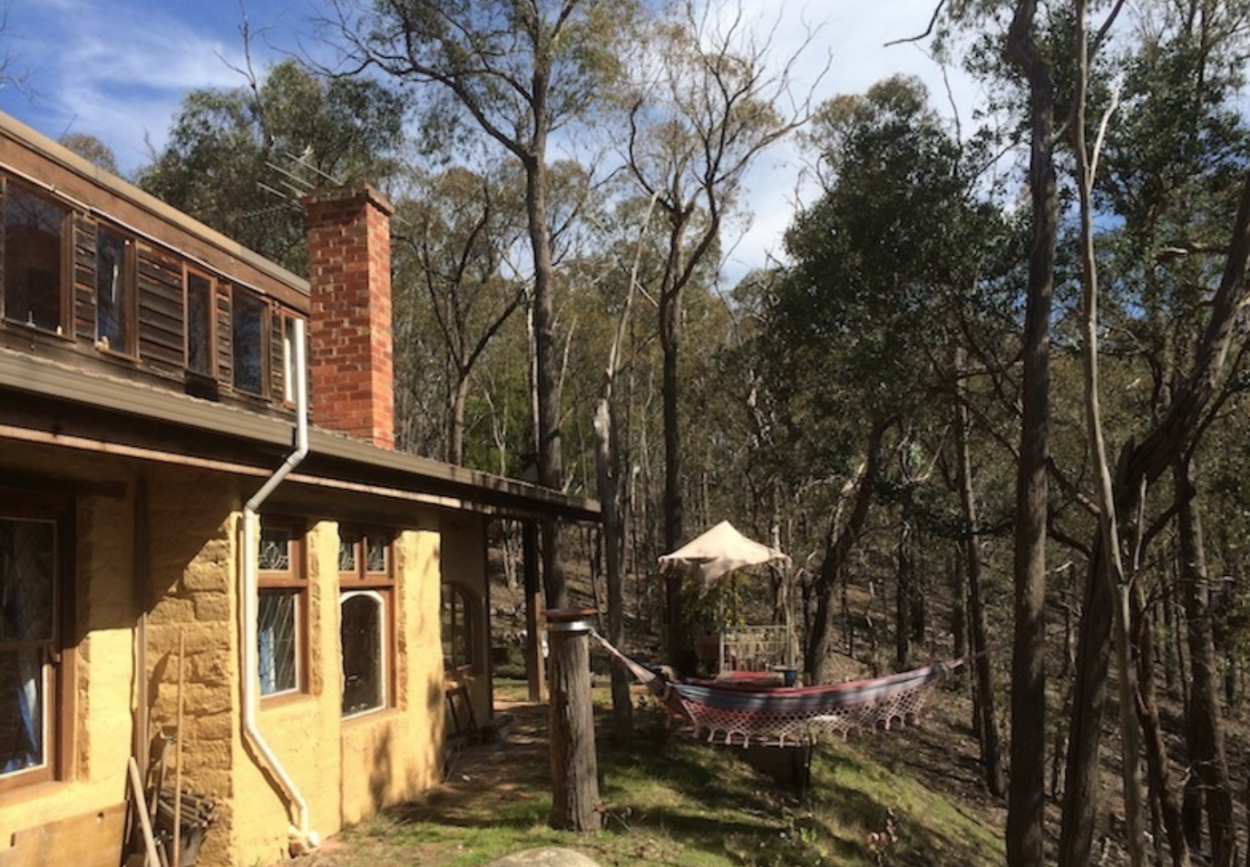 Bend of Islands, Victoria: never leaving that hammock