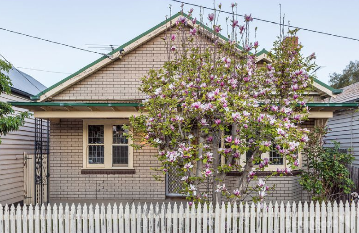 Footscray: this place could potentially have gone for $200K more 12 months ago.