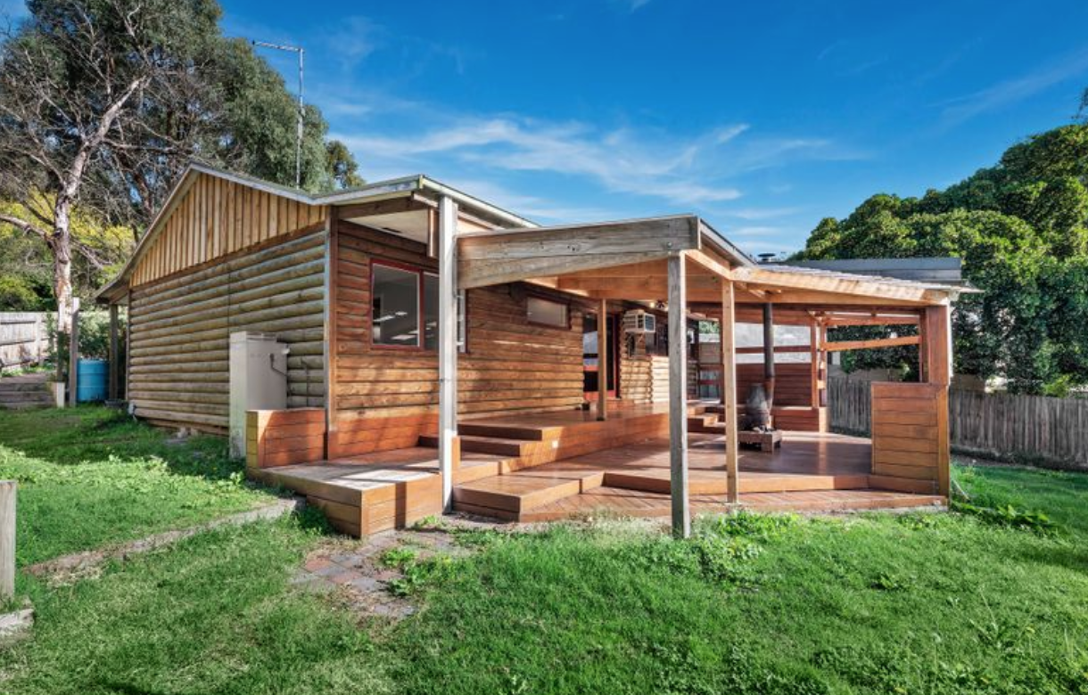 Melbourne: a grown-up cubby house