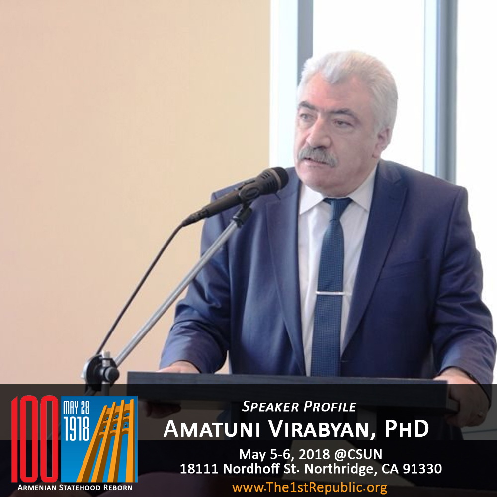 Amatuni Virabian, PhD