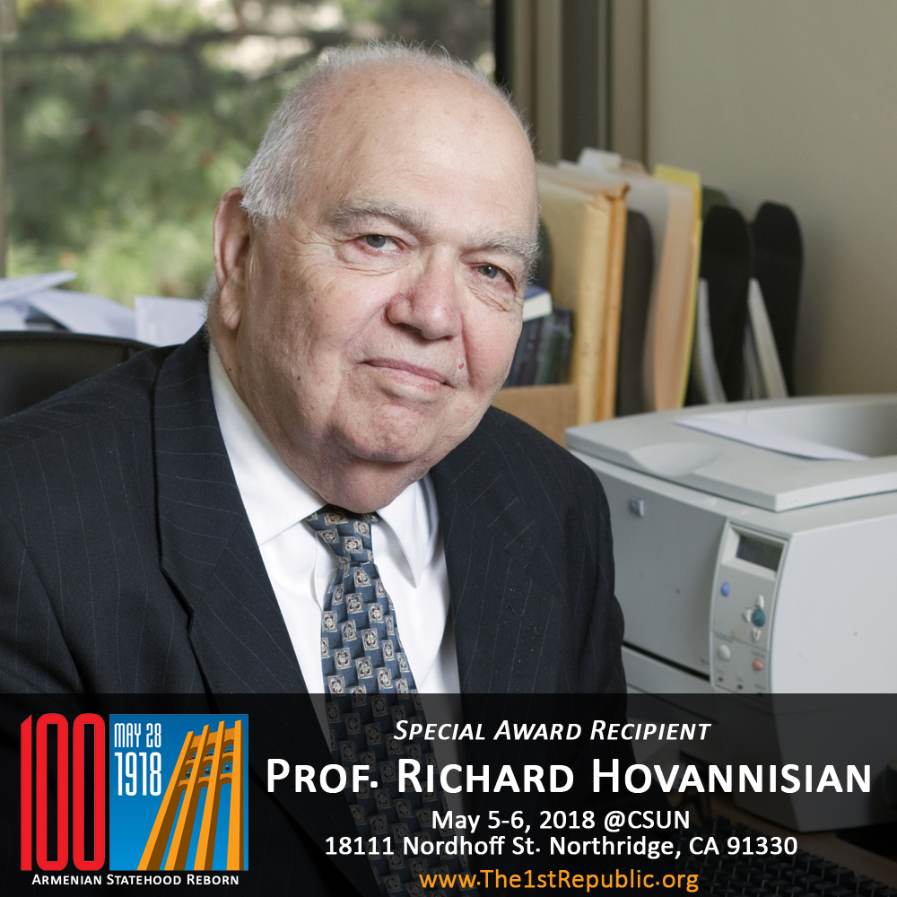 Prof. Richard Hovannisian