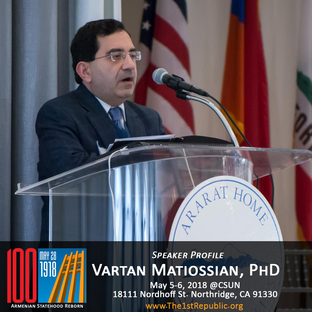 Vartan Matiossian, PhD