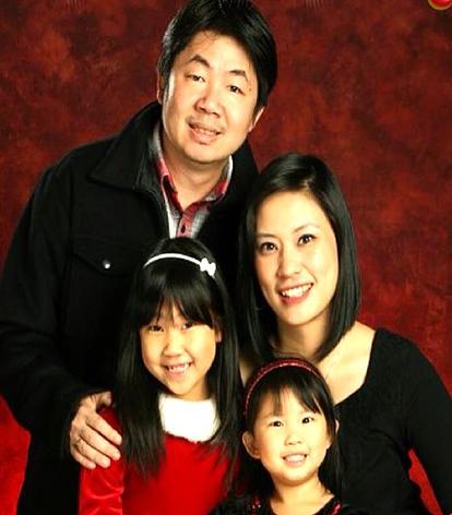 Pastor JR, Warinda (his wife) and family.