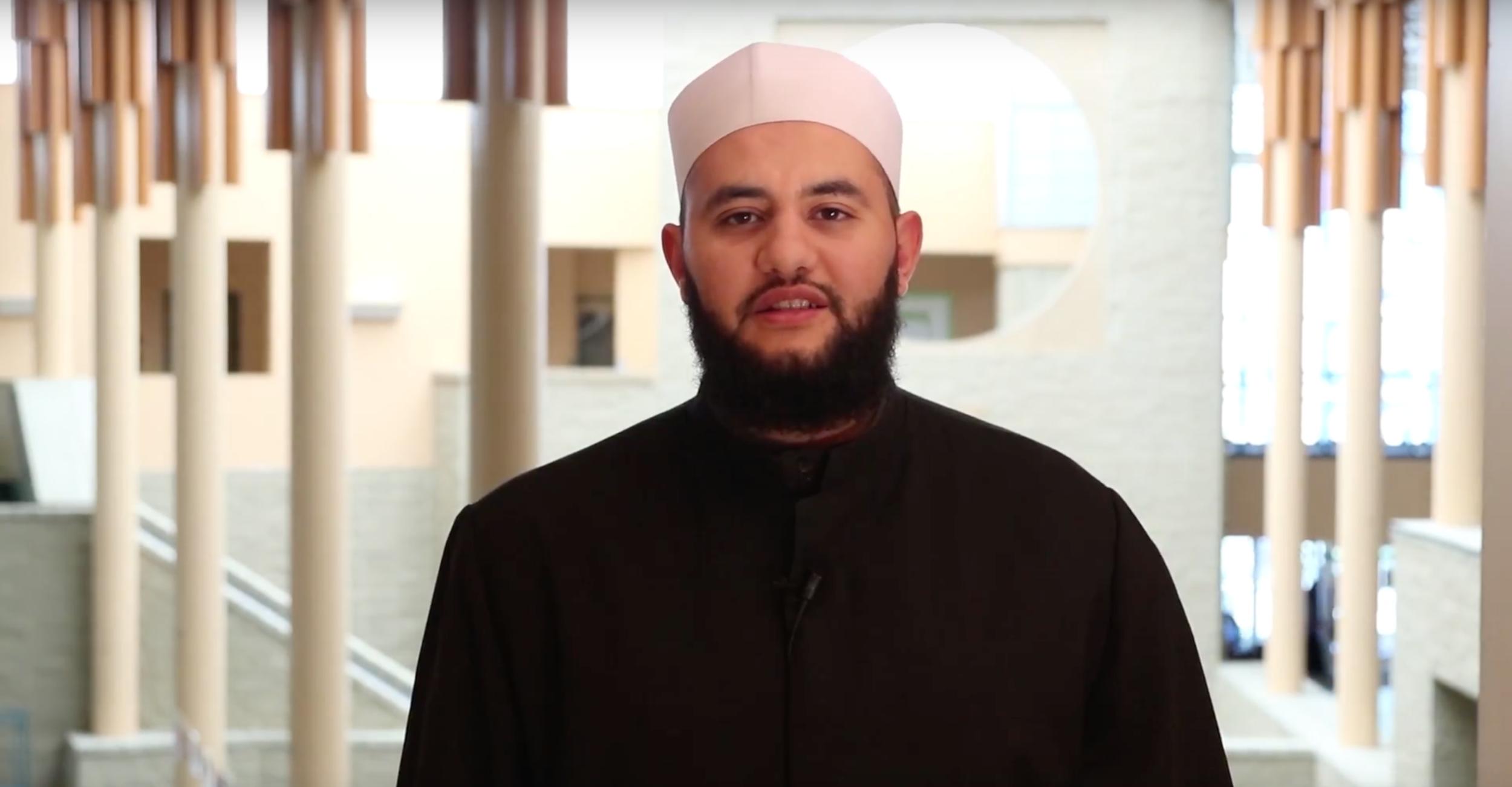Led by Sheikh Mahmoud Omar