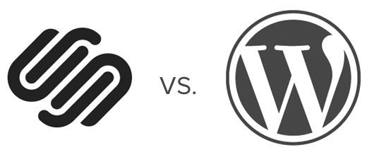 Squarespace vs WordPress