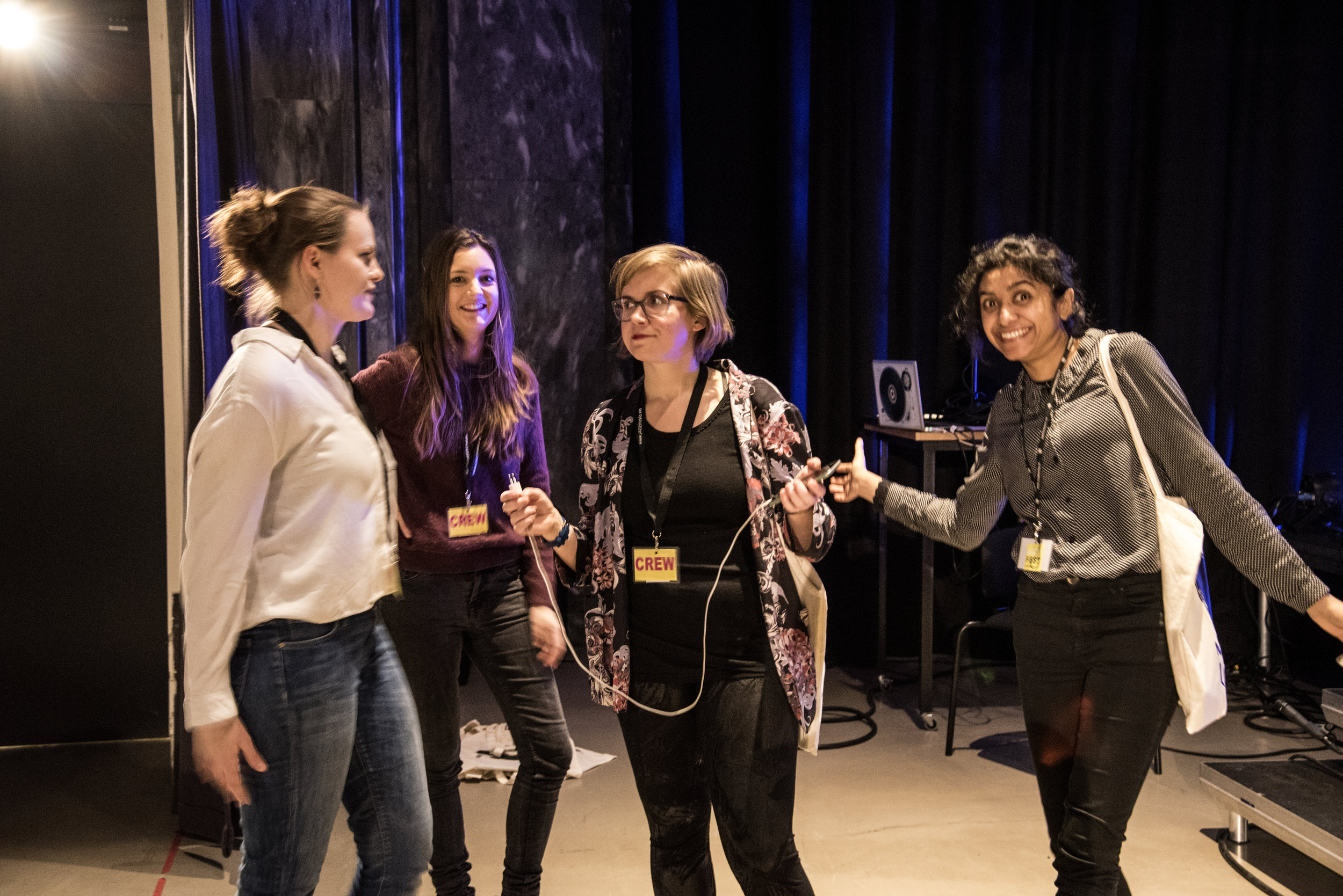 Ladyfest 2017. Foto: Sara Rose